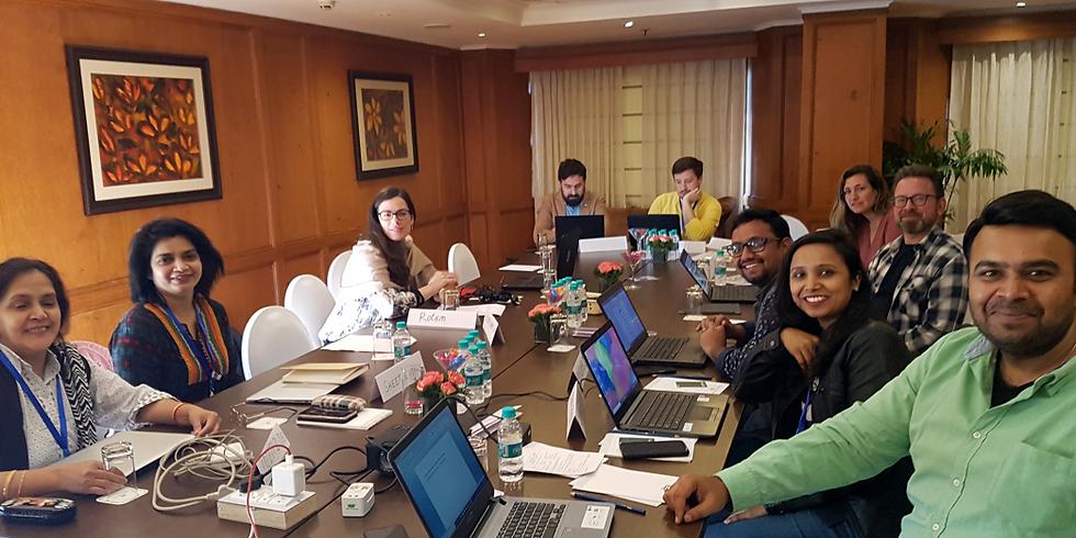 REACTIK 3rd Meeting, Delhi