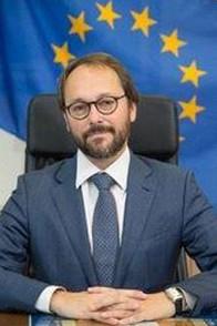 Ambassador Emanuele Giaufret