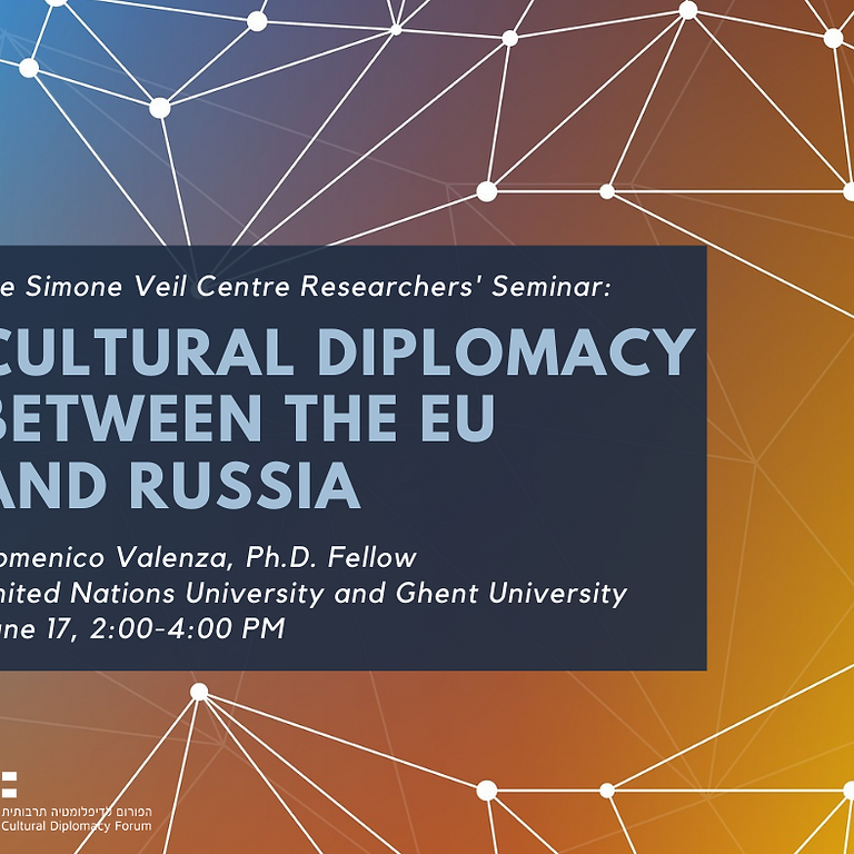 Cultural Diplomacy Between the EU and Russia