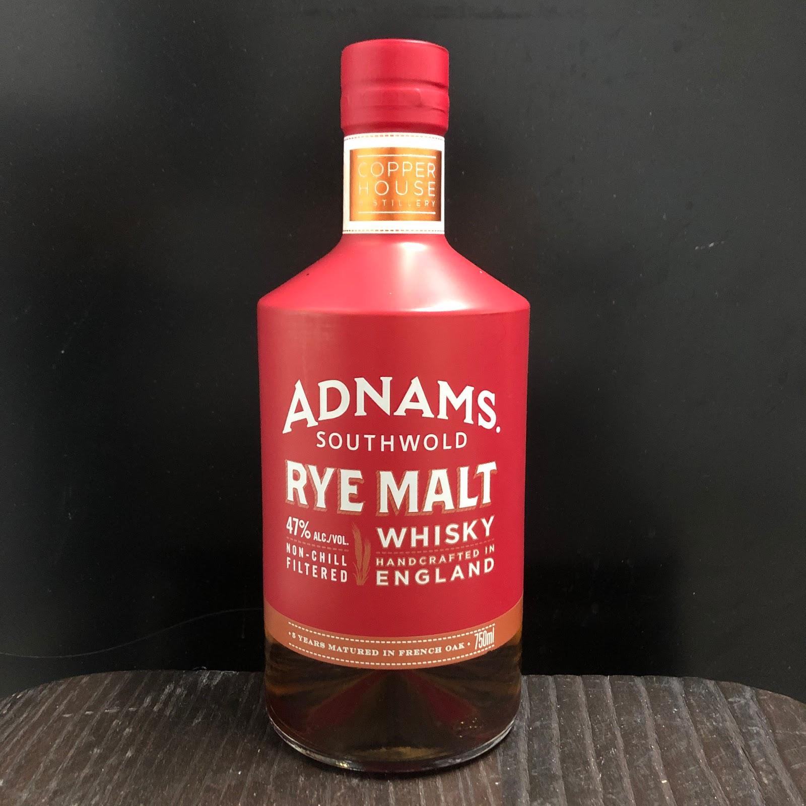 DEC 21: Adnams Rye Malt