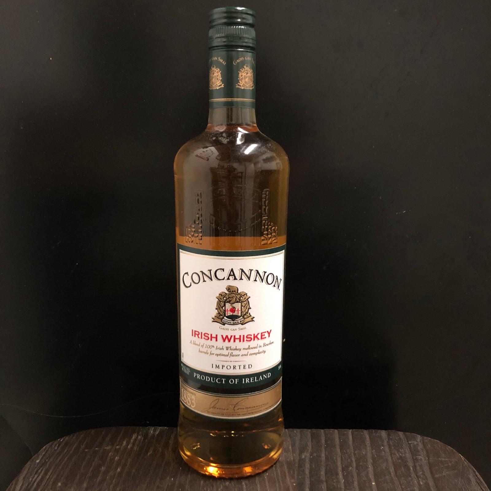 DEC 17: Concannon Irish Whiskey