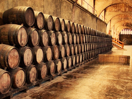 An Introduction to Whiskey Barrels