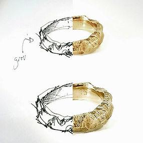 Speciallavede smykker i guld