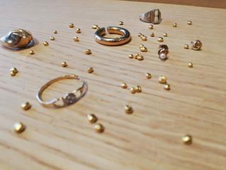Genbrugs guld – Bogstavelig talt