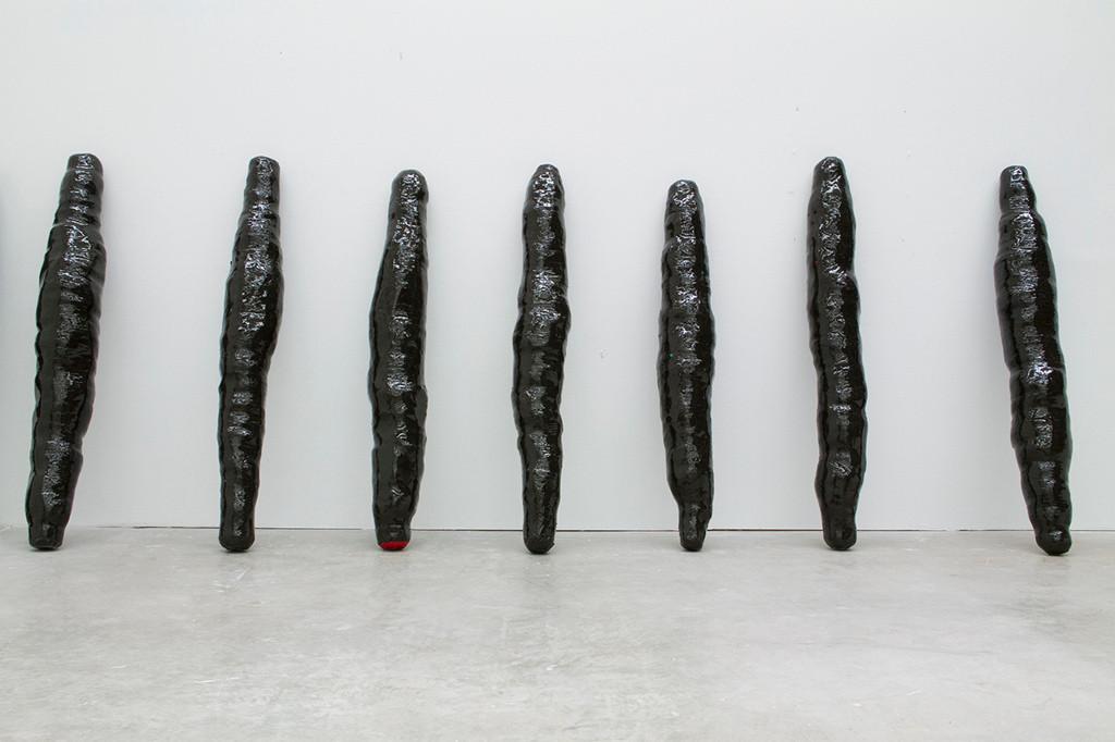 Caryatids (wrapped)