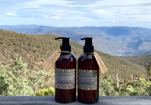 Essential Oil Soap Bars & Liquid Soap