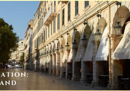 Πάμε διακοπές με Αγγλικά Στο Πρώτο Θρανίο! Travel guides class project!