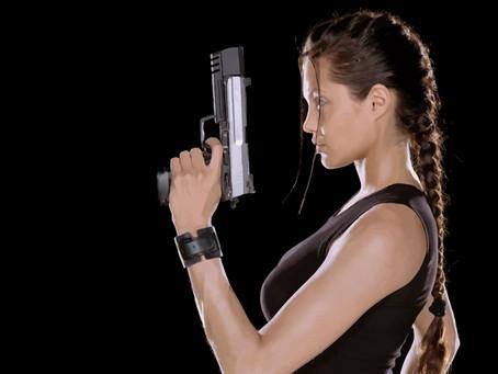 Lara Croft Chronicle Εκμάθηση Αγγλικών με project Στο Πρώτο Θρανίο!