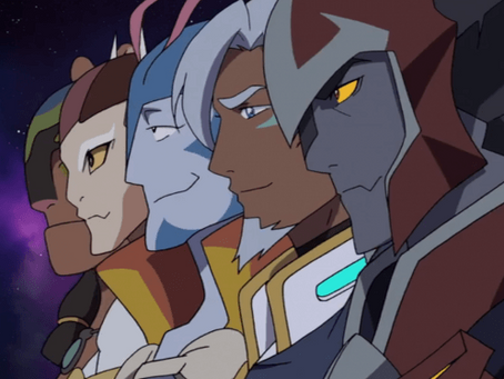 Review of Voltron: Legendary Defender