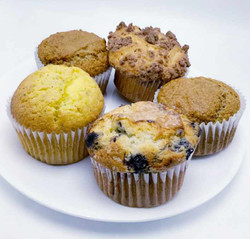 Delectable Breakfast Muffins $3.95 each or 6 for $20