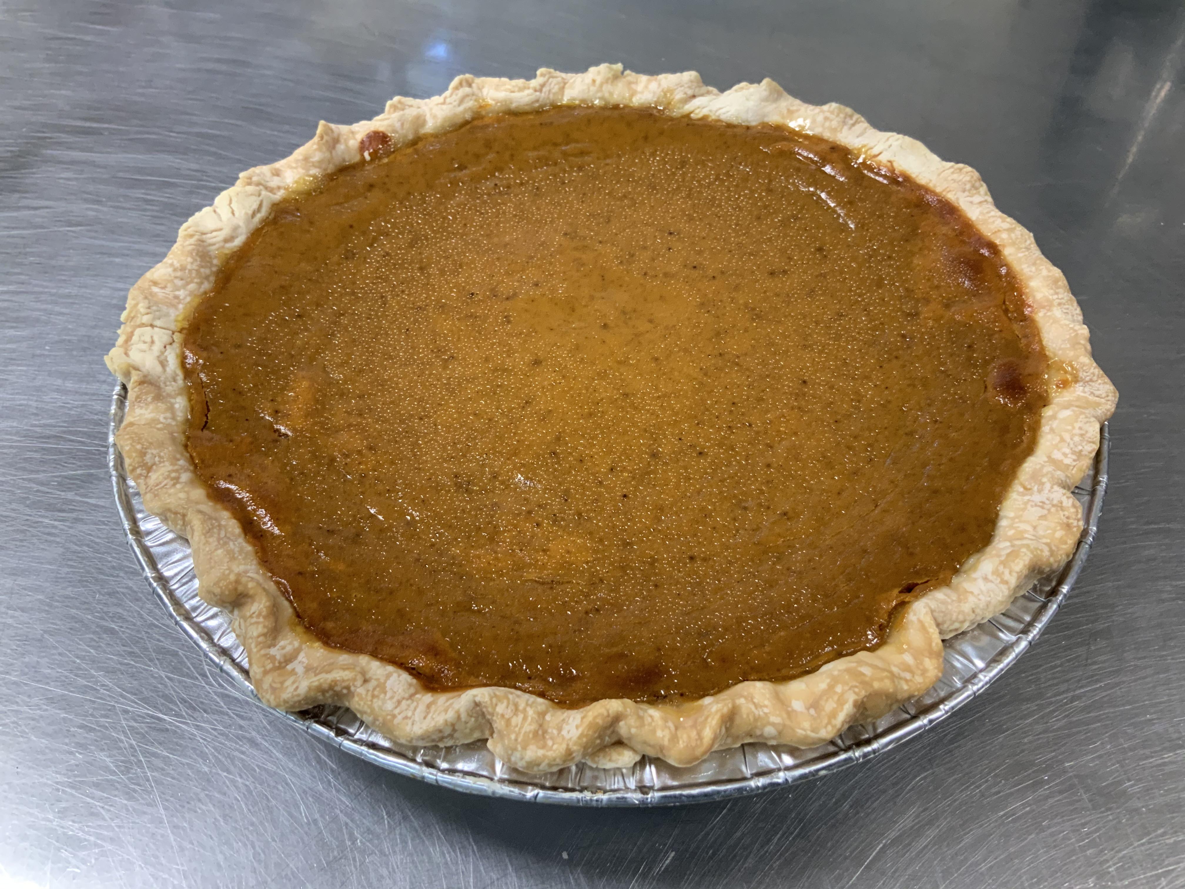 Simple Perfect Pumpkin Pie $19.99