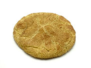 Edible Art Snickerdoodle Gourmet Cookie.JPG