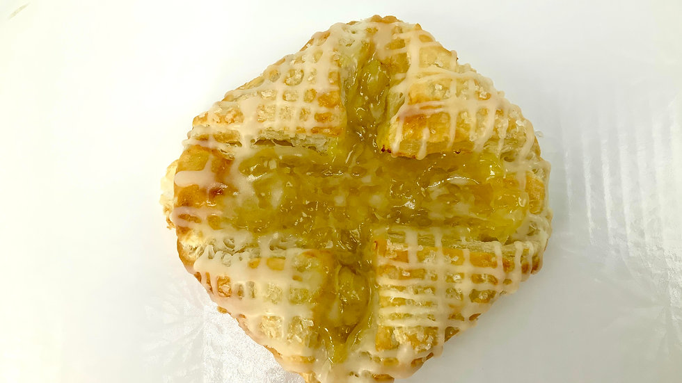 Puff Pastry Squares (6)