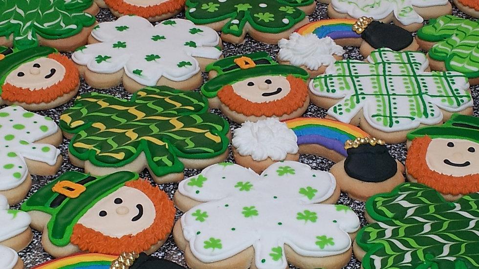 Divine Design Decorated Cookies