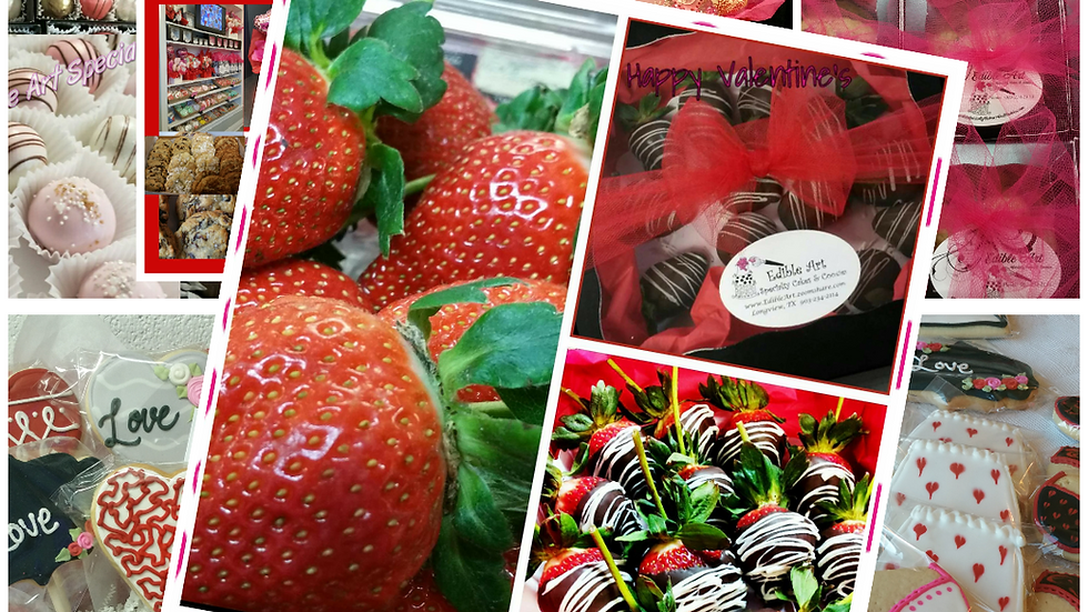 One Dozen Chocolate-Dipped Strawberries