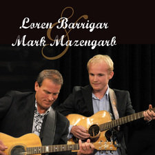 Loren Barrigar & Mark Mazengarb - Self titled albm