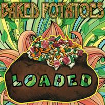 Baked Potatoes - Loaded