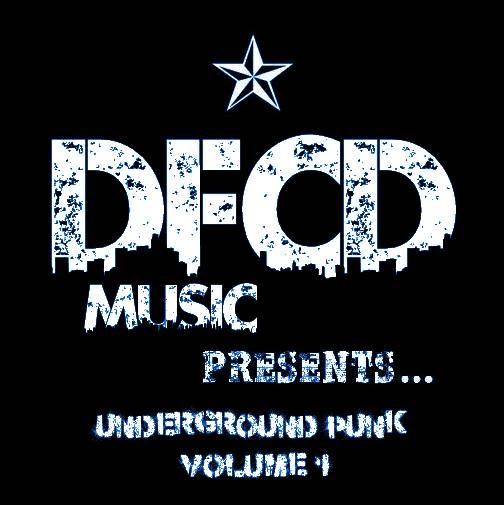 DFCD Underground Punk Volume 1
