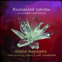 Sheila Applegate-Enchanted Garden