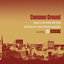 Ruddy Well and the Region Legion - Common Ground