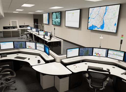How To Choose The Right Monitor Arms For Your Control Room Console?