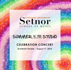 Setnor School of Music-Summer In The