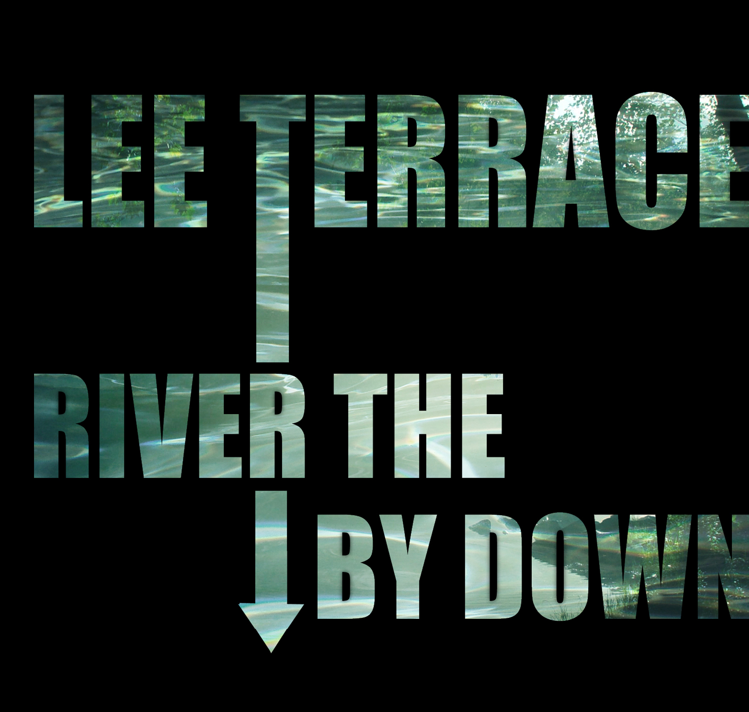 Lee Terrace-River The By Down