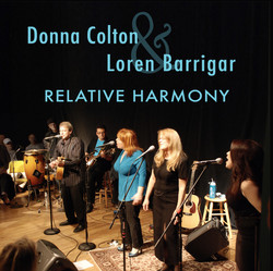 Donna Colton and Loren Barrigar