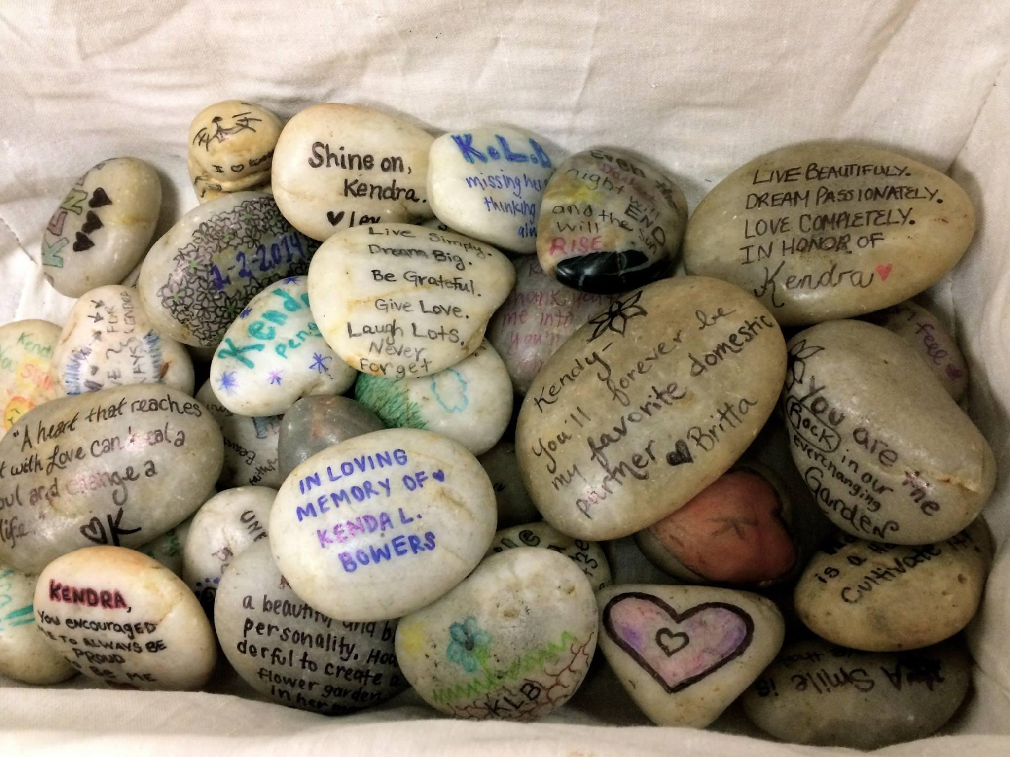 Kendra Rocks