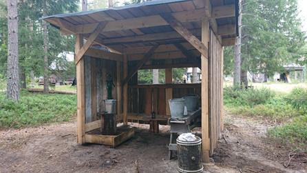 Hygienstationen