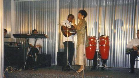 Algo Nuevo Performance - 1996