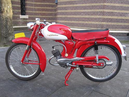 NSU  CAVALLINO  uit 1962