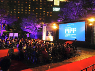 福岡国際映画祭2016:夜間空撮
