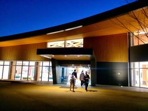 福島県大熊町ピッチ大会への登壇とフィールド見学会