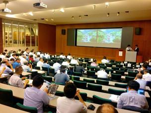 東京大学にてsora:shareを活用した防災ネットワーク構築の提案