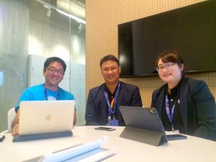 タイのイノベーション庁と意見交換を開始