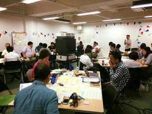 イノベーションスタジオ福岡に参加