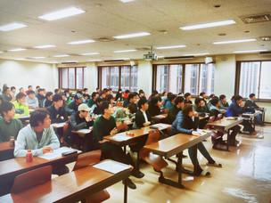 九州産業大学ベンチャービジネス論にて講演