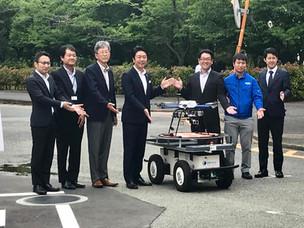 Fukuoka Smart East実証実験を実施
