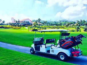 ゴルフ場空撮の可能性