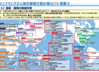 インフラシステム海外展開とsora:share