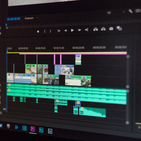 DaVinci Resolve vs. Premiere Pro - Some basic differences.
