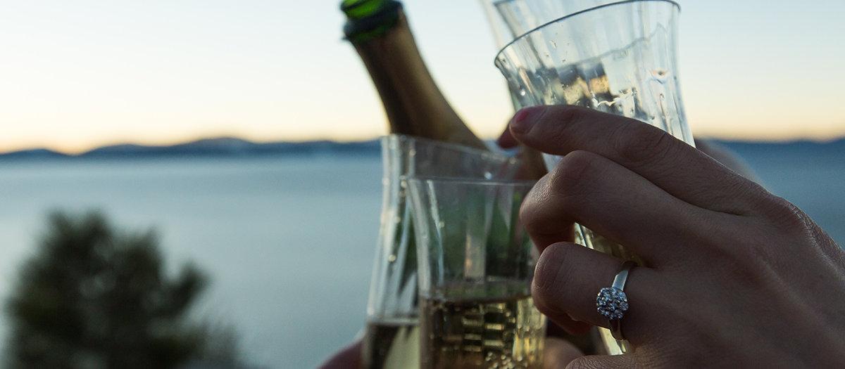 Bachelorette Party Lake Tahoe
