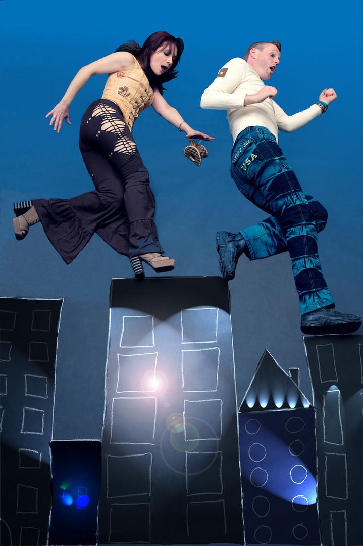 Doris Brendel & Lee Dunham - Upside Down World 115