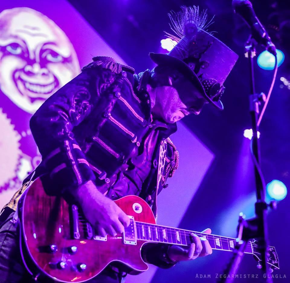 Lee Dunham - Bochum - Photographer: Adam Zegarmistrz