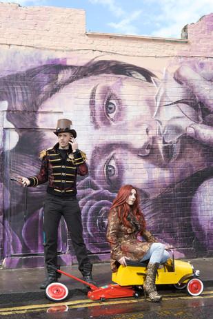 Doris Brendel & Lee Dunham - Upside Down World 489