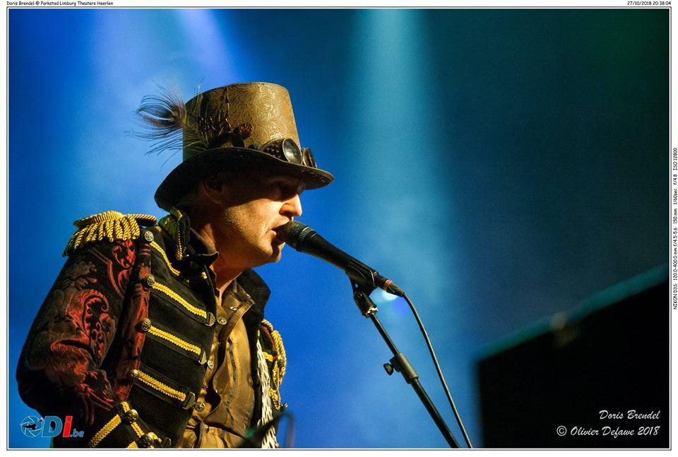 Lee Dunham - Heerlen - Photographer: Olivier Defawe