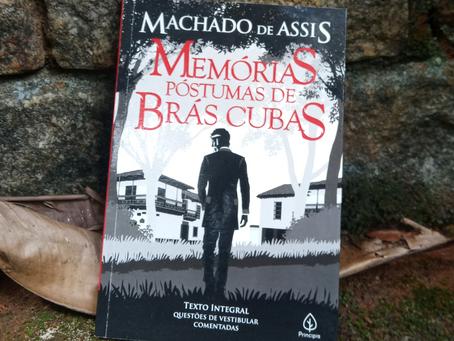 Comentário Sobre Memórias Póstumas de Brás Cubas - Machado de Assis