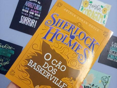 Resenha – O Cão dos Baskervilles, Arthur Conan Doyle.