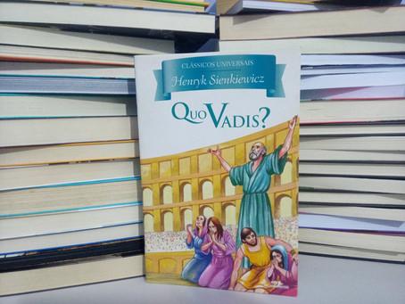 Resenha, Quo Vadis? - Henryk Sienkiewicz